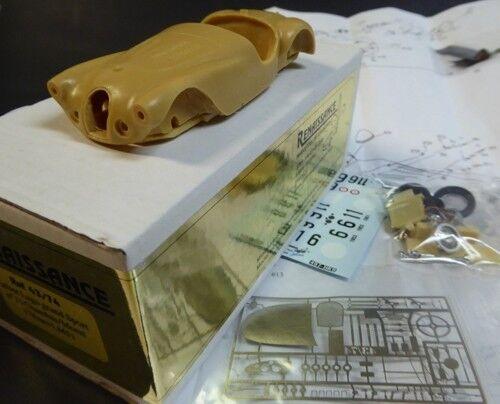 Kit 1 43 TALBOT LAGO GRAND SPORT SPIDER 24h LE MANS 1951 RENAISSANCE 43 74