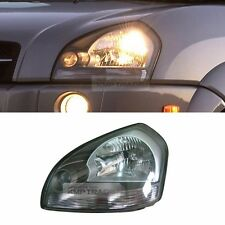 OEM Genuine Parts Black Bezel Head Light Lamp Left for HYUNDAI 2005-2009 Tucson