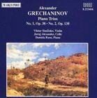 Alexander Grechaninov - Grechaninov: Piano Trios (1993)