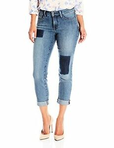 NYDJ-Womens-Collection-Petite-Sylvia-Relaxed-Boyfriend-Jeans-W-Pick-SZ-Color