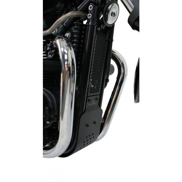 Evotech Performance Triumph Bonneville Engine Guard Oil Cover Protection Bun001027