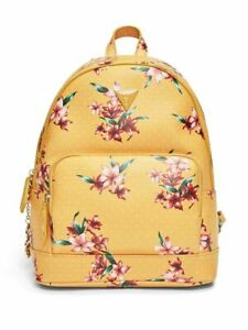 Details about GUESS Womens Backpack Bag Dulce Backpack Palm Floral show original title