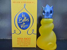 Les Belles De Ricci Spicy Delight by Nina Ricci Women 1 oz Eau de Toilette Spray