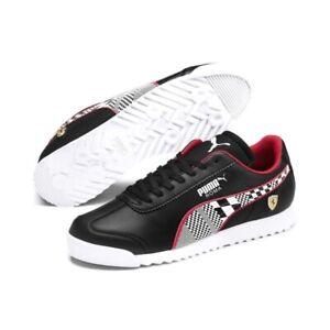 Puma-Roma-Scuderia-Ferrari-Sneakers-SF-sport-noir