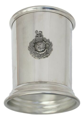 Commando Mint Julep Cup English Pewter Present Military Gift 432