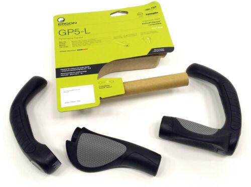 droit//court gauche//long Large Ergon GP5-L Rohloff//Nexus Vélo Poignées avec bar ends