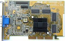 Asus AGP-V3800 TNT2 Graphics Card- 5105-5340
