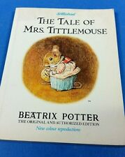 NEW The Tale of Mrs Tittlemouse #1 Beatrix Potter Themed Postcard