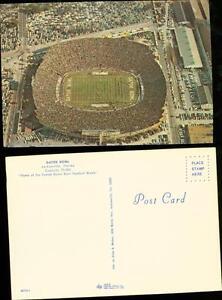 597ms-Gator-Bol-Football-Stade-Jacksonville-Fl-Vintage-Postale-Lot-de-2-104