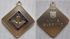 medaglia donatori di sangue AVIS Saronno