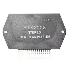 Hybrid-IC-STK2028-Power-Audio-Amp
