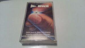 Innerspace 1987 Motion Picture Soundtrack Cassette Dennis Quaid Meg Ryan