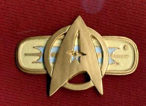 Star-Trek-TWOK-Wrath-of-Khan-PolyUrethane-Chest-Insignia