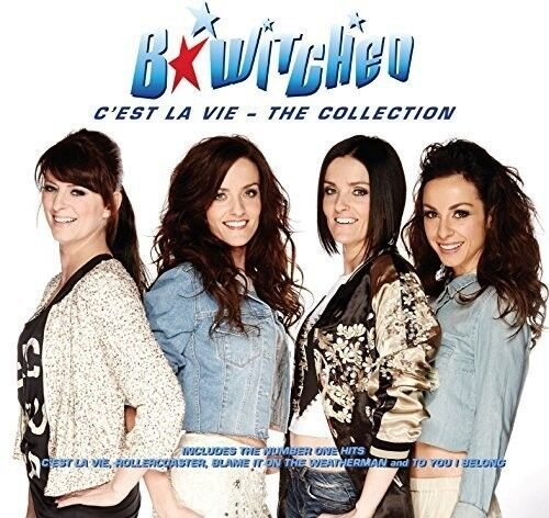 B*Witched - C'est la Vie-The Collection [New CD] UK - Import