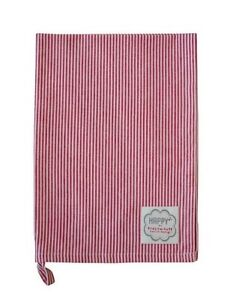 Geschirrtuch-Handtuch-Tea-towel-rot-weiss-gestreift-KW2613-Krasilnikoff