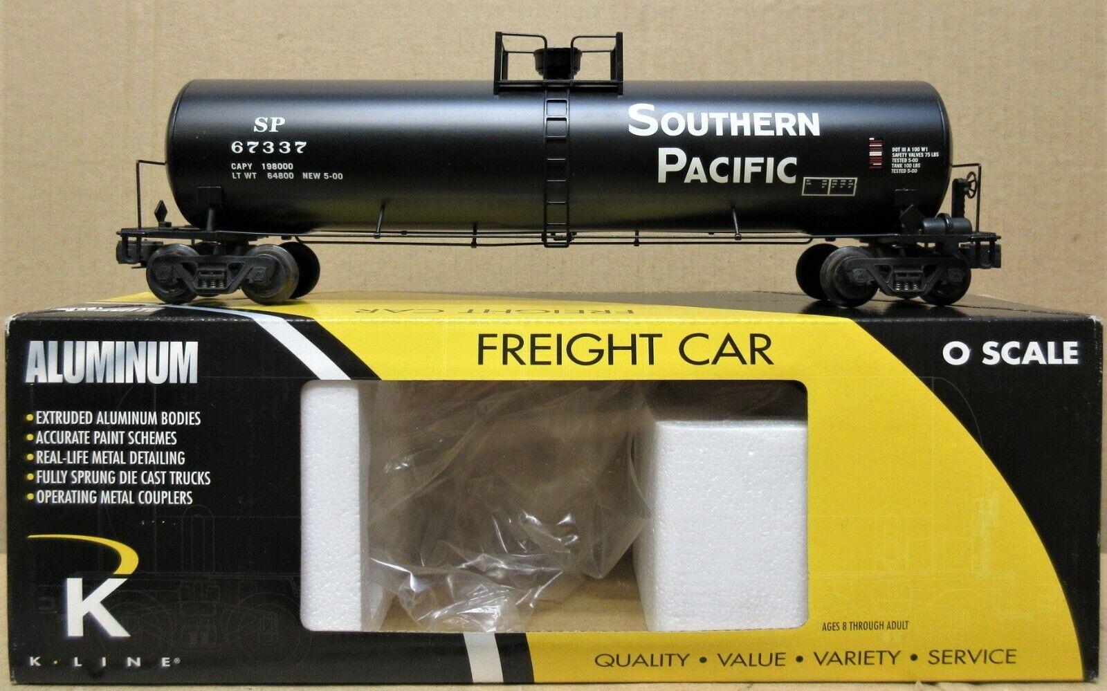 KLine K63342031 SPSouthern Pacific Aluminum Tank auto OGauge USED
