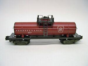Custom-American-Flyer-Pennsylvania-Tank-Car-Lot-11-F34