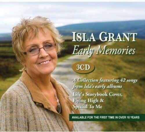 Isla Grant, Daniel O'Donnell - Early Memories [New CD]