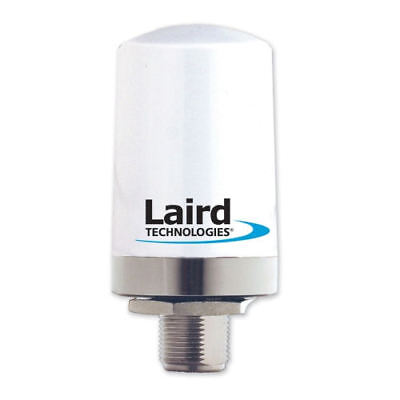Antennas Laird Technologies Tra24/49003p 2.4/5ghz Wi-fi Phantom Antenna White N Female Waterproof Shock-Resistant And Antimagnetic