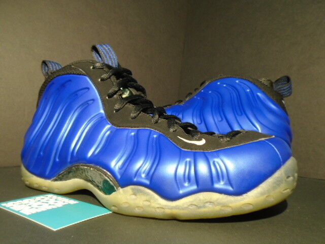 2007 Nike Air FOAMPOSITE ONE 1 PENNY NEON ROYAL BLUE WHITE BLACK 314996-511 9