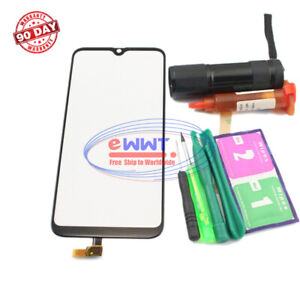 "FREE SHIP for Cubot R15 6.26"" 2019 Black Touch Screen Digitizer +UV Glue ZVLU914"