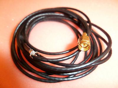 Begeistert Wlan Kabel Sma Stecker Rg174 2,5 Meter Mit Zugentlastung Gehäusedurchführung Löt Offensichtlicher Effekt