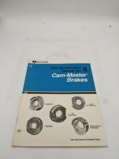 Rockwell Field Manual No 4 Cam Master Brakes