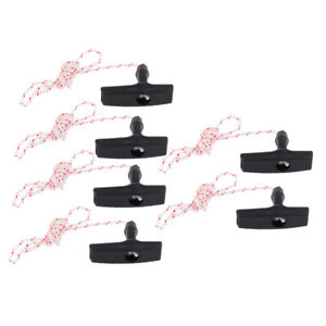 6 x Pull Start Handle with Rope Cord for Stihl 038 039 044 046 Chainsaw