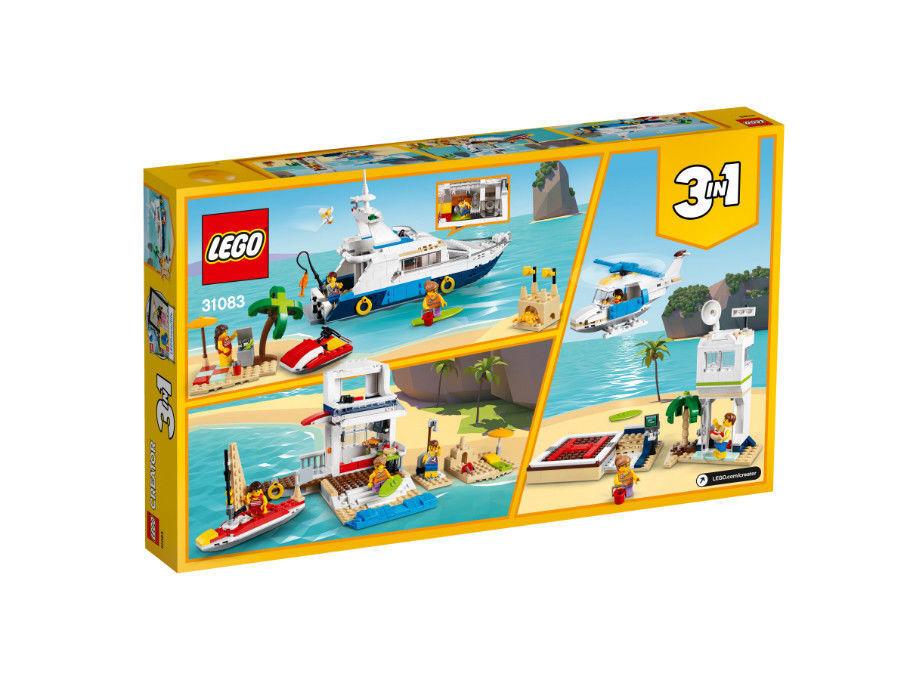 Lego 31083 Creator Abenteuer auf der Yacht NEU OVP
