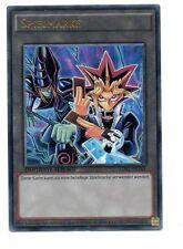 Yugioh, Yugi & Dark Magician Token (Legendary Decks II) 1st