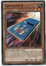 Cartauto D - Cardcar D YU-GI-OH! BP02-IT112 Ita RARA 1 Ed.