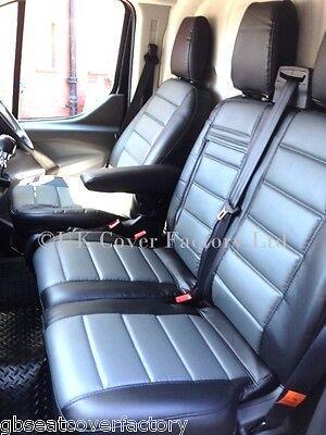 VAUXHALL VIVARO UPTO 2014 VAN SEAT COVERS- MADE T O MEASURE 2A120C