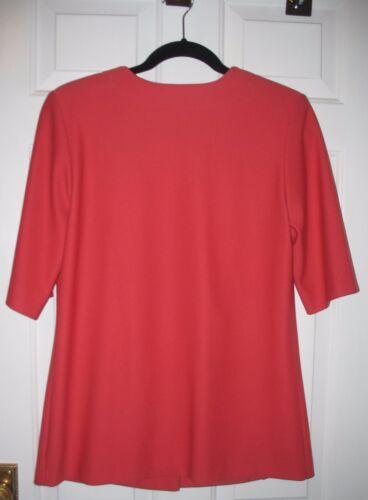 à dames mode veste de Blazer de la taille de d'eau 12 melon femme couleur la de dans Ptqz5xR5w