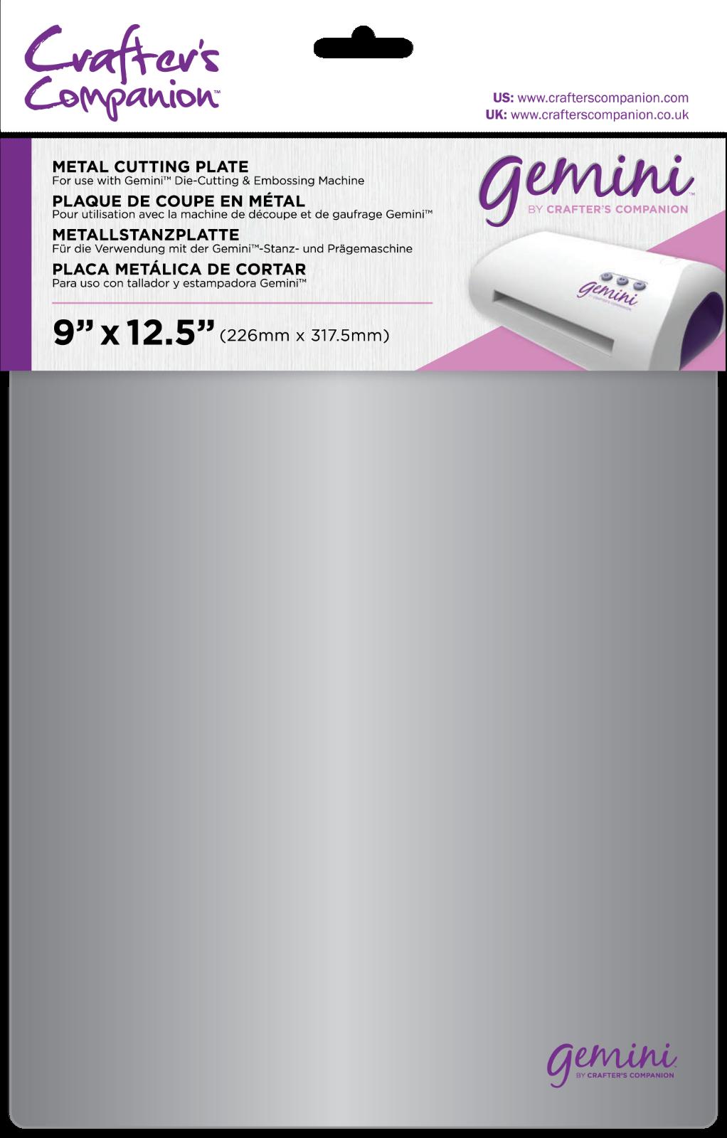 CRAFTWELL eBosser A4 Embossing Folder SWIRLTANGLE  EF-SWT-028A 210mm x 297mm