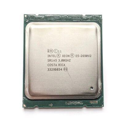 * Intel Xeon E5-2690 V2 3.0 Ghz Sr1a5 10-core Oem | Garanzia & Iva 19% *- Alta Sicurezza