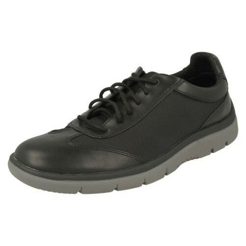 Clarks Mens Casual Lace Up Trainers 'Tunsil Ridge'