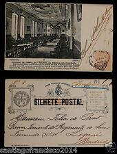 PORTUGAL 104.-1903 LISBOA-Collegio de Campolide -Galeria da Immaculada Conceição