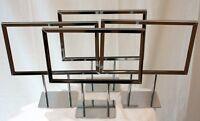 Retail Display Metal Frame 4 Sale Sign Price Store Advertisement Case Rack