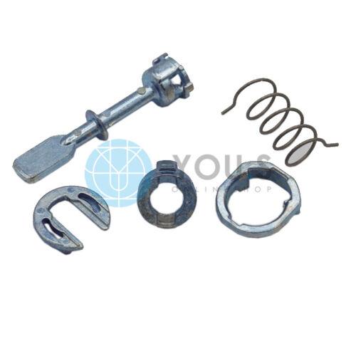 S RIPARAZIONE FRECCIA porta Cilindro Anteriore Destro per VW Polo 6n /_ 2 Set you