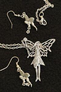 Standing Pug Pewter Effect Animal Pendant on Platinum Necklace Handmade 18 INCH