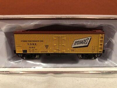 Model Railroads & Trains N Scale Rapido Trains 521019 Garx 37' Meat Reefer Hygrade's Single Car Rd#3103 Possessing Chinese Flavors Toys & Hobbies