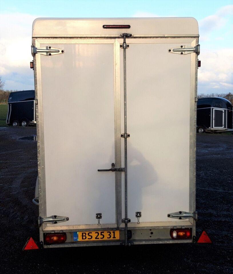 Trailer Brenderup Cargo Exelent Rental år 2016, lastevne