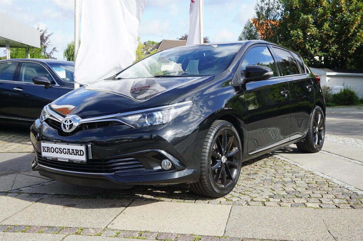 Toyota Auris 1,2 T T2 Comfort 5d - 134.900 kr.