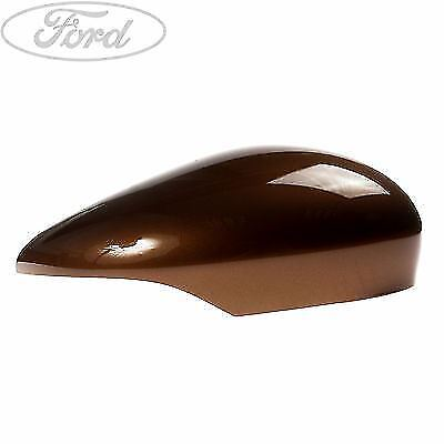 Genuine Ford Fiesta MK7 Front O//S Right Wing Mirror Housing Cap Cover 1790396
