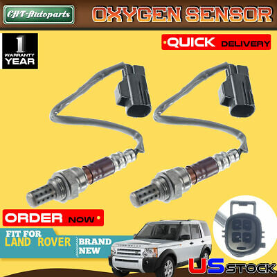 2x O2 Oxygen Sensor for 07-09 Land Rover LR3 Range Rover Sport Downstream L /& R