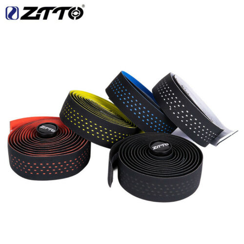 ZTTO 2pcs EVA PU Road Bike Handlebar Tape Bicycle Bar Tape Cycling Handle Wraps