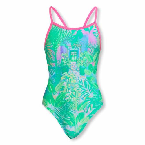 Funkita Girls Badeanzug Schwimmanzug Single Strap Ocean View Mädchen
