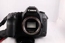 Canon EOS 5D Mark II Fotocamera Reflex Digitale 22.3MP - Nero (Solo Corpo) con grip EXC.