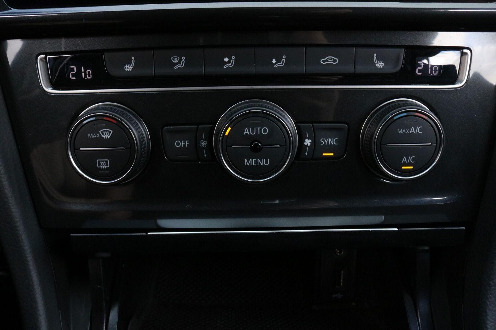 VW Golf VII TSi 125 Comfortl. Variant DSG