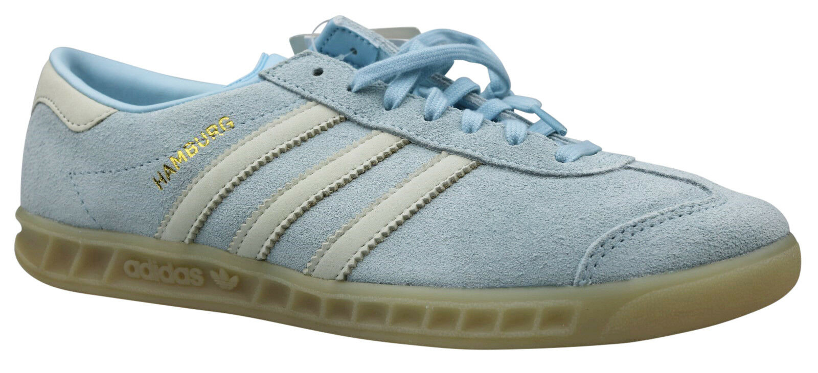 Adidas Originals Hamburg W Damen Turnschuhe Schuhe blau BA8410 Gr. 36 2 3 & 38 NEU